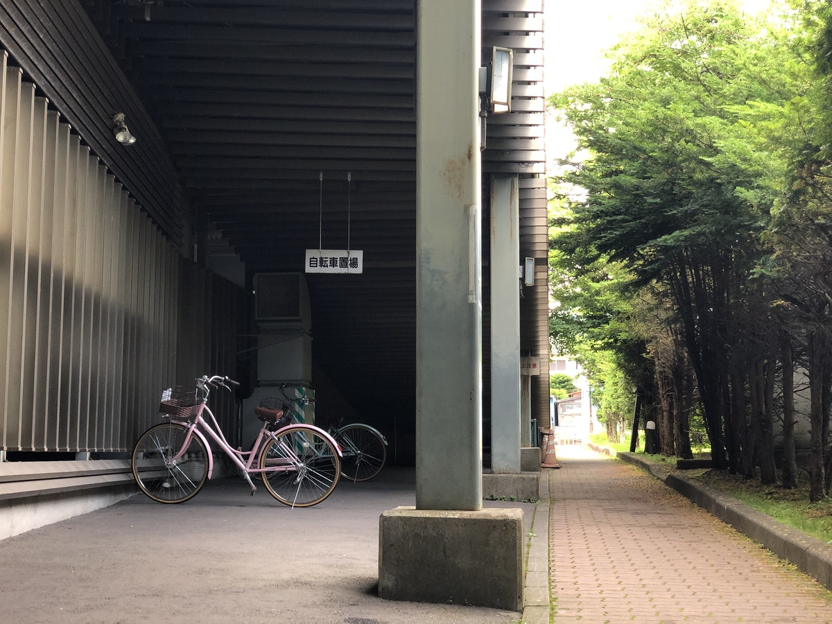 軽井沢町町営旧軽井沢駐車場