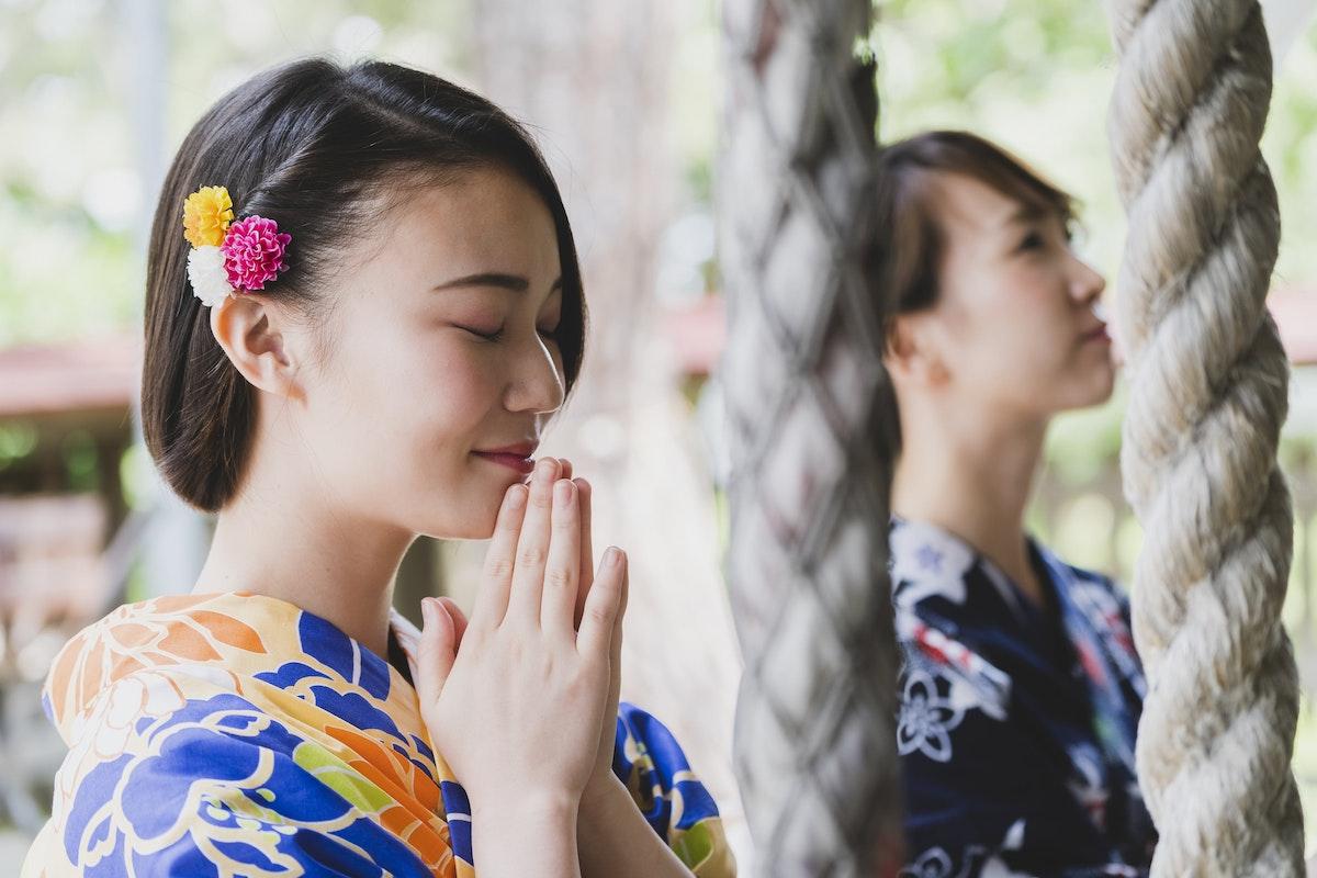 善光寺周辺の神社