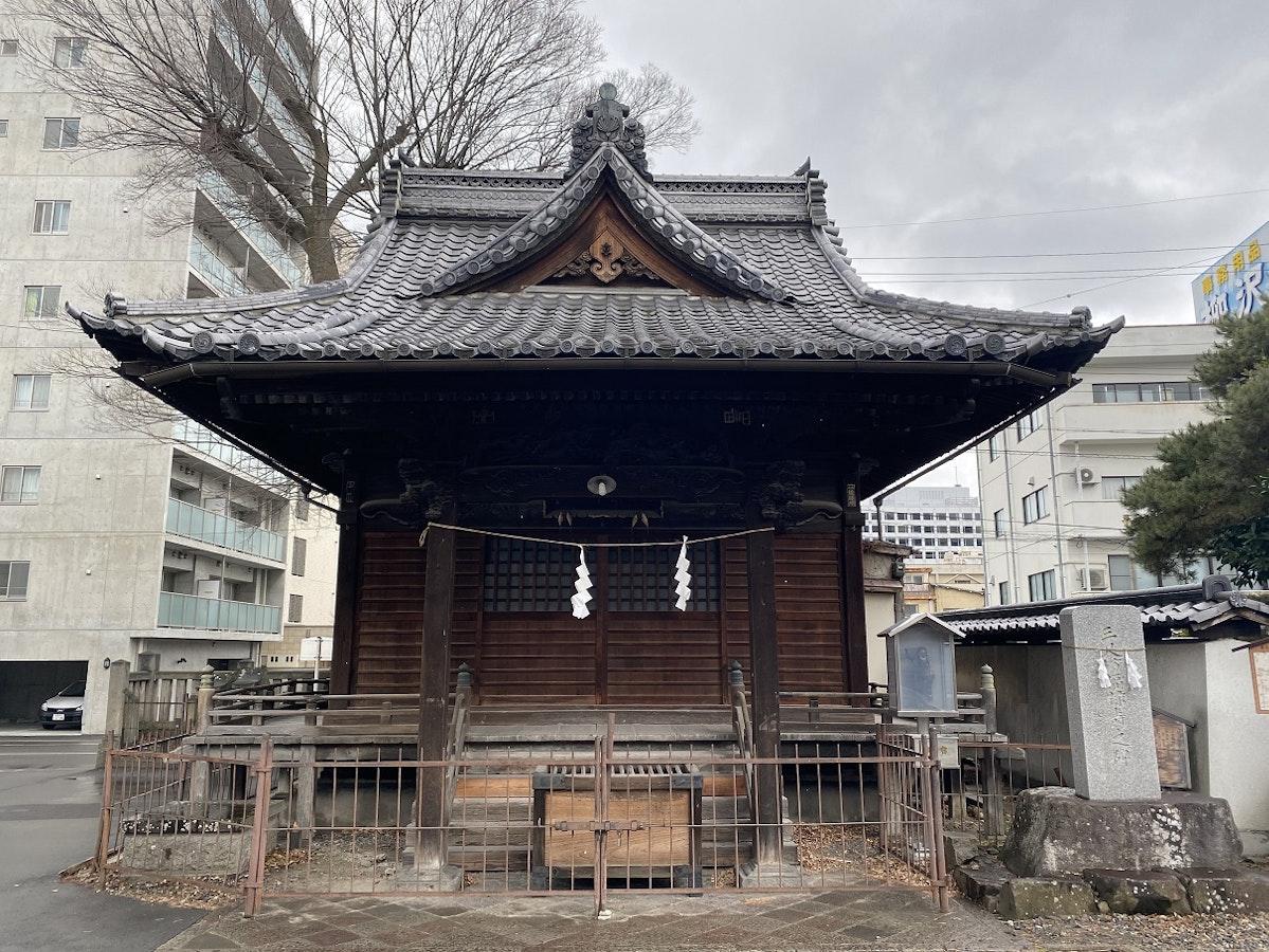 福禄寿(西後町秋葉神社)
